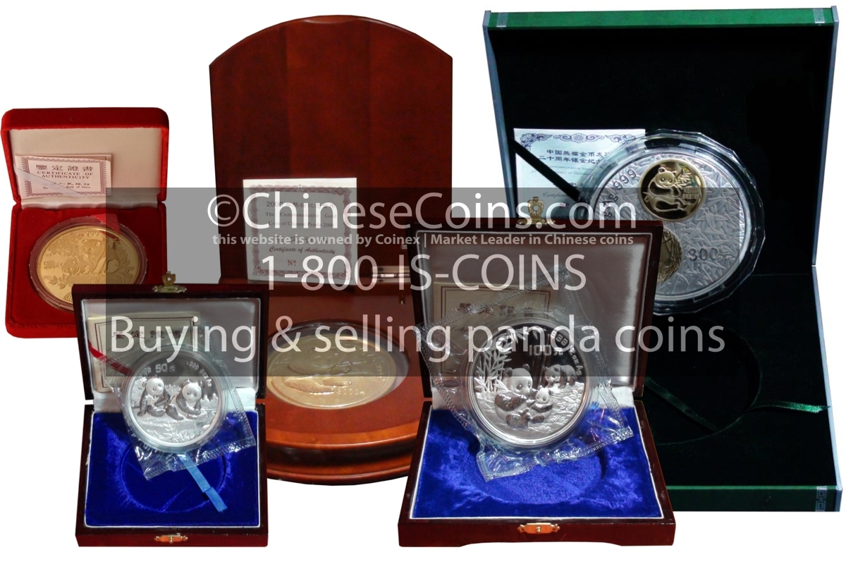 Comprehensive Guide to Chinese Panda Coins