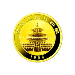 1993_5Y_gold_panda_coin_obv