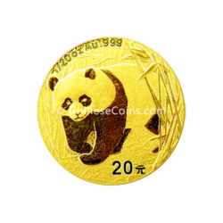 2002_20Y_gold_panda_coin_rev