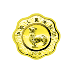 2005_200Y_gold_rooster_scallop_coin-obv