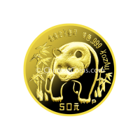 1986-half-oz-gold-panda-proof-coin-rev