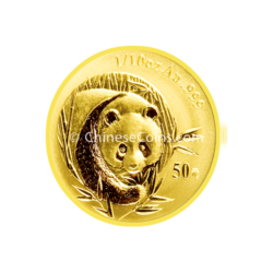 2003-tenth-oz-gold-panda-coin-rev