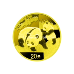 2008-twentieth-oz-gold-panda-coin-rev