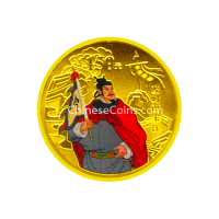 2009-1-3-oz-gold-tales-of-the-marshes-color-proof-coin-c1