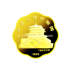 1993-100y-gold-rooster-scallop-coin-obv